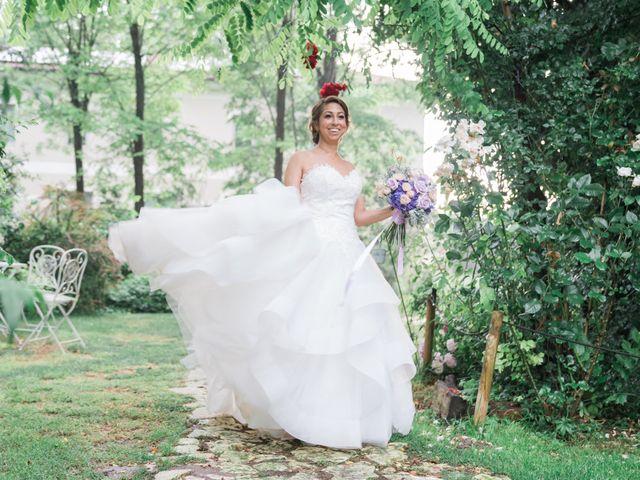 Il matrimonio di Luca e Stefania a Ferrara, Ferrara 30
