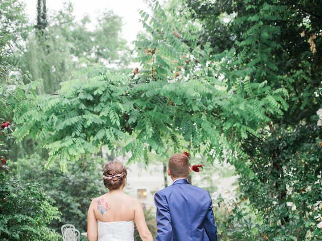 Il matrimonio di Luca e Stefania a Ferrara, Ferrara 32