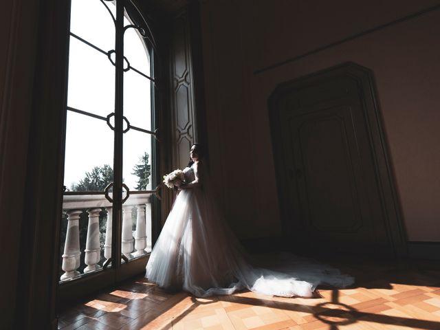 Il matrimonio di Renato e Alessandra a Varese, Varese 2