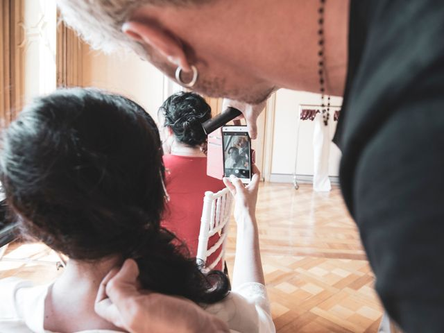 Il matrimonio di Renato e Alessandra a Varese, Varese 14