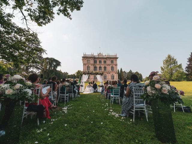 Il matrimonio di Renato e Alessandra a Varese, Varese 17