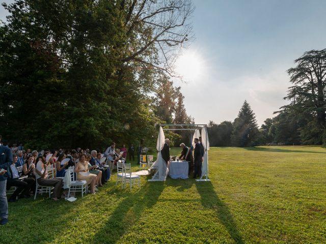 Il matrimonio di Renato e Alessandra a Varese, Varese 18