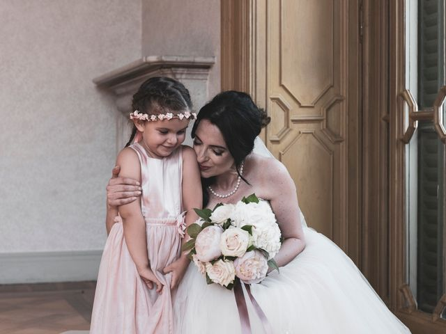 Il matrimonio di Renato e Alessandra a Varese, Varese 22