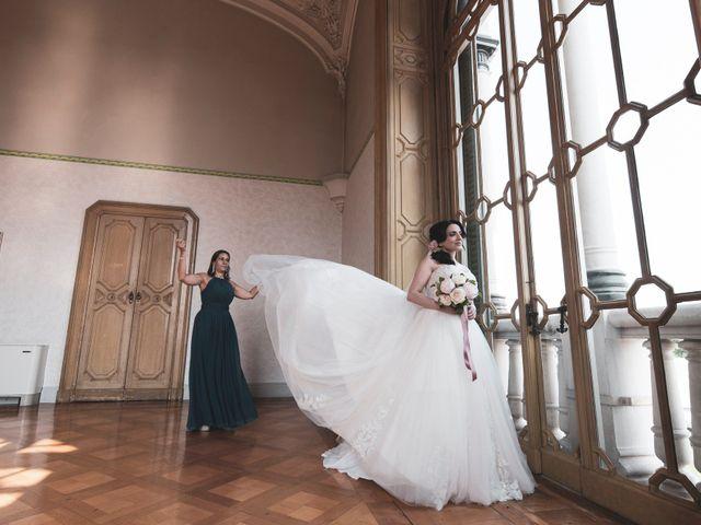 Il matrimonio di Renato e Alessandra a Varese, Varese 30