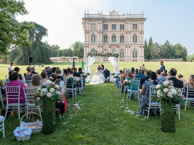 Il matrimonio di Renato e Alessandra a Varese, Varese 33