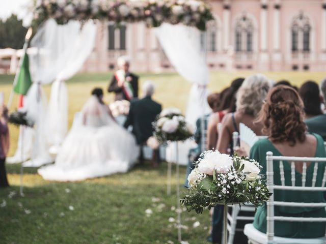 Il matrimonio di Renato e Alessandra a Varese, Varese 34
