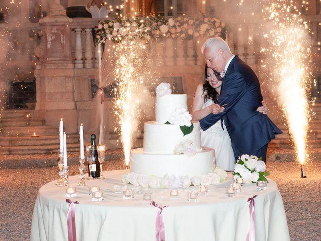 Il matrimonio di Renato e Alessandra a Varese, Varese 35