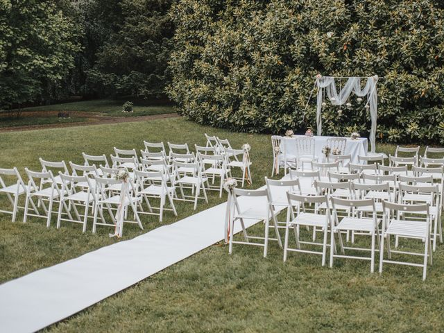 Il matrimonio di Matteo e Ilaria a Briosco, Monza e Brianza 27