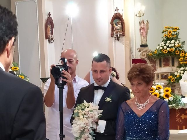 Il matrimonio di Tindaro e Nancy a Montagnareale, Messina 4