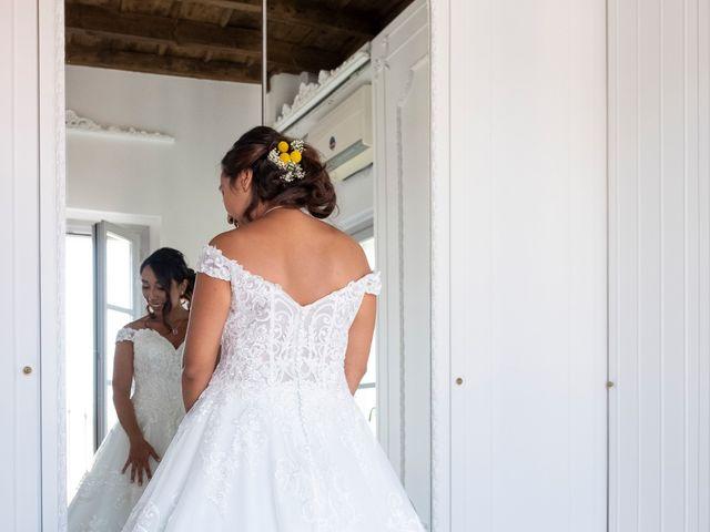 Il matrimonio di Simone e Marta a Cassinetta di Lugagnano, Milano 5