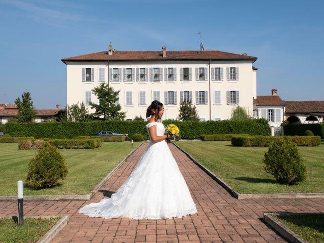 Il matrimonio di Simone e Marta a Cassinetta di Lugagnano, Milano 10