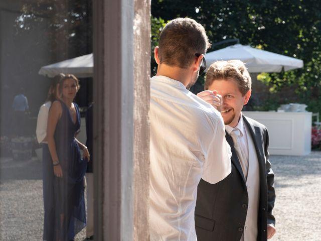 Il matrimonio di Simone e Marta a Cassinetta di Lugagnano, Milano 15