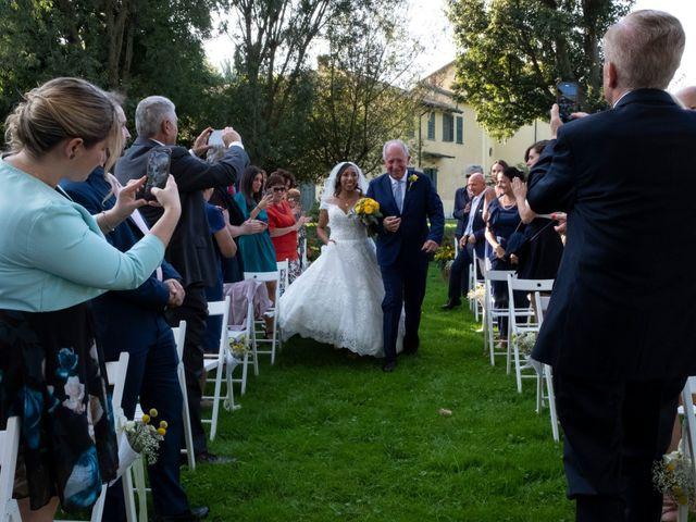 Il matrimonio di Simone e Marta a Cassinetta di Lugagnano, Milano 21