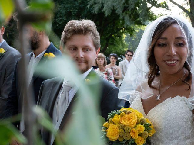 Il matrimonio di Simone e Marta a Cassinetta di Lugagnano, Milano 23