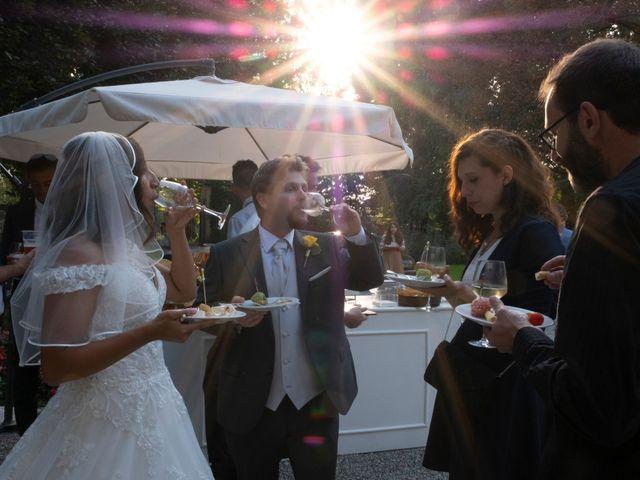 Il matrimonio di Simone e Marta a Cassinetta di Lugagnano, Milano 26