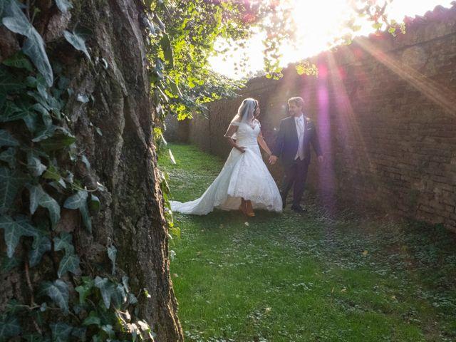 Il matrimonio di Simone e Marta a Cassinetta di Lugagnano, Milano 30