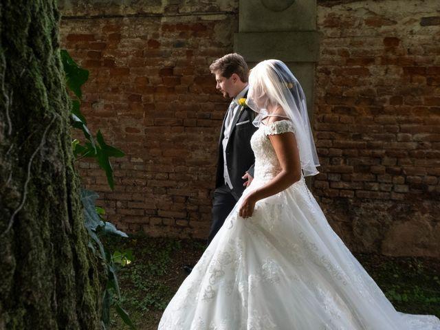 Il matrimonio di Simone e Marta a Cassinetta di Lugagnano, Milano 31