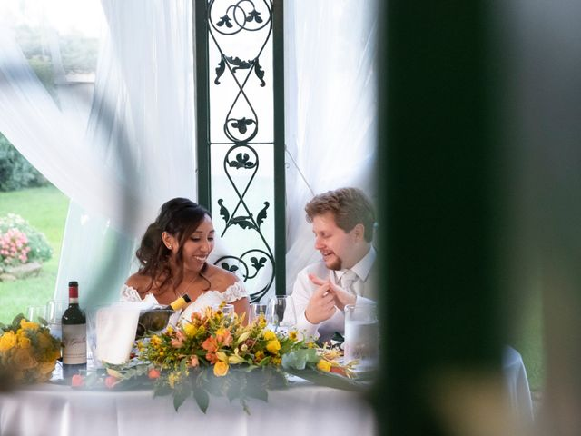 Il matrimonio di Simone e Marta a Cassinetta di Lugagnano, Milano 35