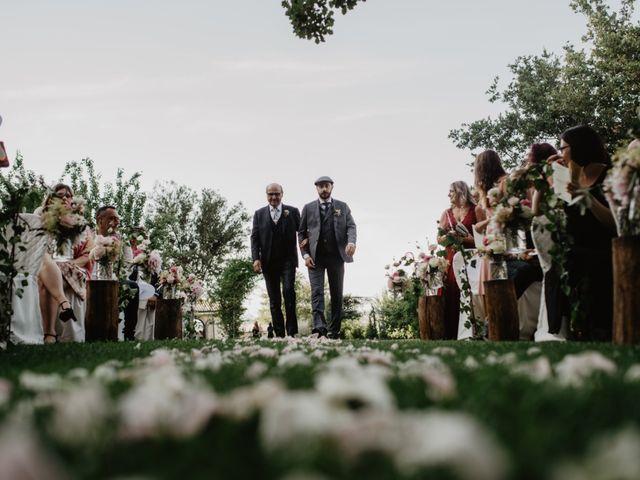 Il matrimonio di Crisitian e Sarah a Roma, Roma 28