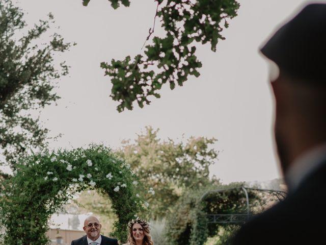 Il matrimonio di Crisitian e Sarah a Roma, Roma 31