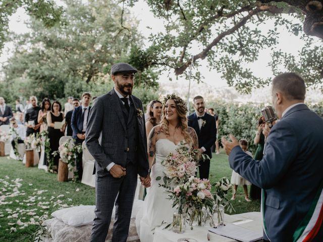 Il matrimonio di Crisitian e Sarah a Roma, Roma 32