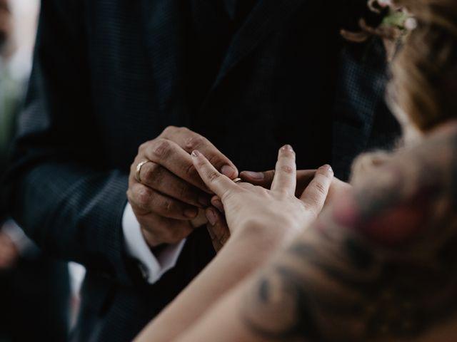 Il matrimonio di Crisitian e Sarah a Roma, Roma 39