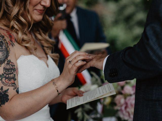 Il matrimonio di Crisitian e Sarah a Roma, Roma 42