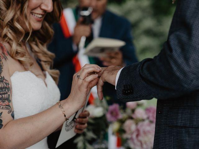 Il matrimonio di Crisitian e Sarah a Roma, Roma 44