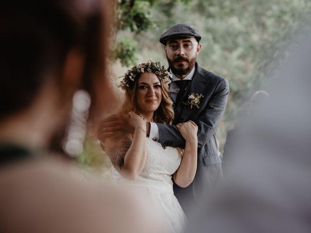 Il matrimonio di Crisitian e Sarah a Roma, Roma 48