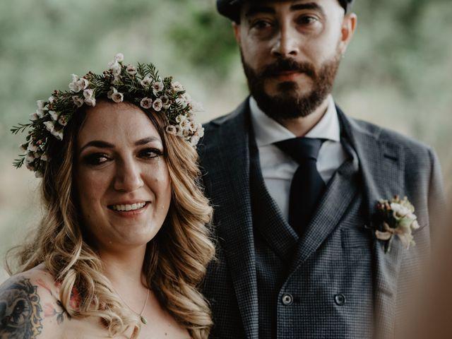 Il matrimonio di Crisitian e Sarah a Roma, Roma 50