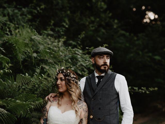 Le nozze di Sarah e Crisitian