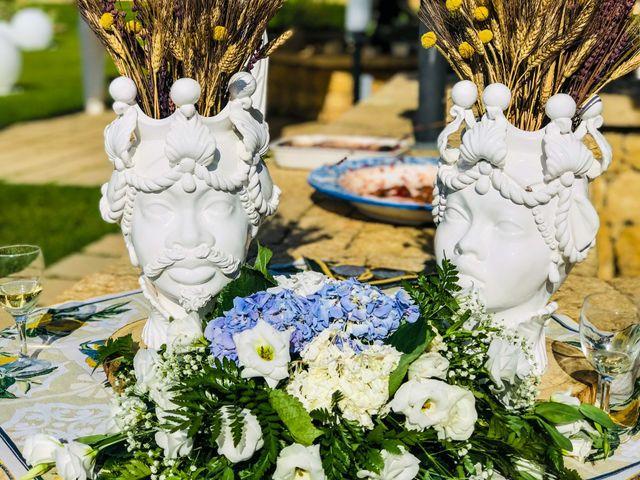 Il matrimonio di Simone e Valentina a Brucoli, Siracusa 14