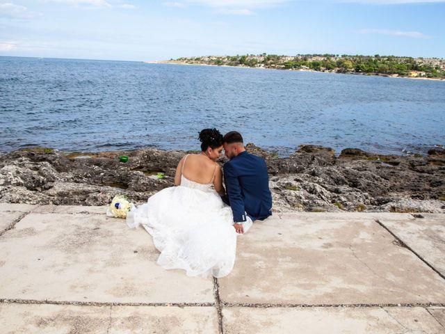 Il matrimonio di Simone e Valentina a Brucoli, Siracusa 16