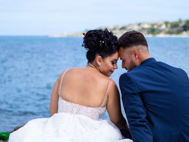 Il matrimonio di Simone e Valentina a Brucoli, Siracusa 17
