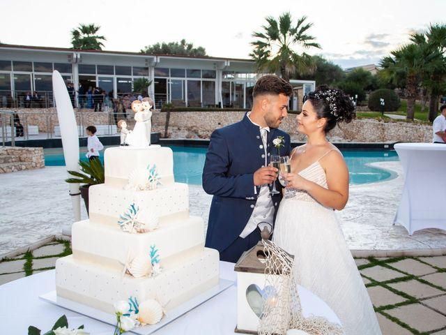 Il matrimonio di Simone e Valentina a Brucoli, Siracusa 23