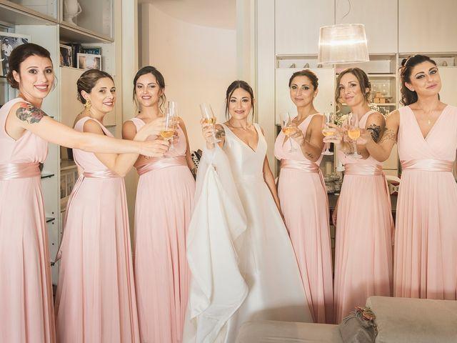 Il matrimonio di Andrea e Giorgia a Ameglia, La Spezia 10