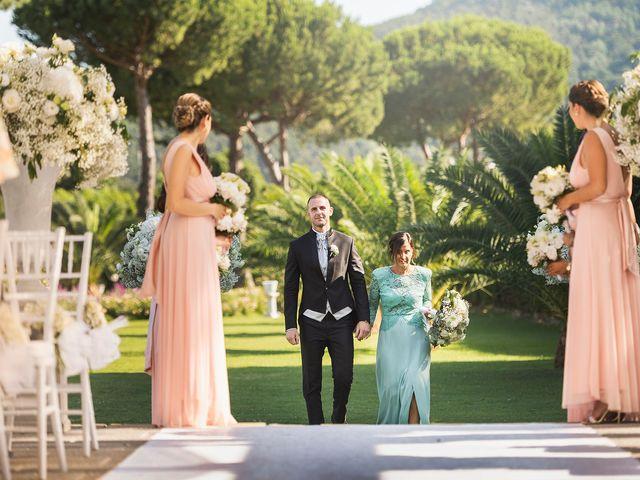 Il matrimonio di Andrea e Giorgia a Ameglia, La Spezia 17