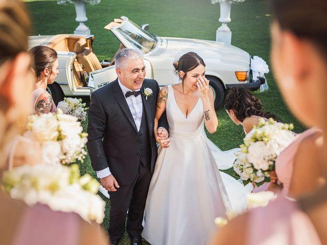 Il matrimonio di Andrea e Giorgia a Ameglia, La Spezia 19