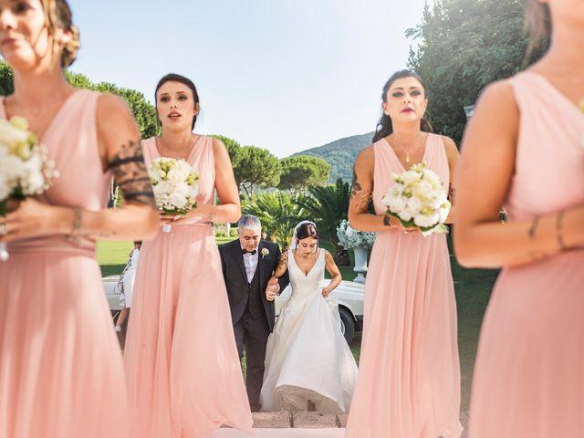 Il matrimonio di Andrea e Giorgia a Ameglia, La Spezia 20