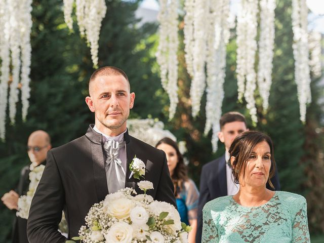 Il matrimonio di Andrea e Giorgia a Ameglia, La Spezia 21