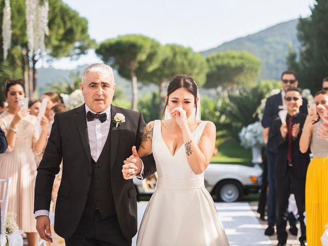 Il matrimonio di Andrea e Giorgia a Ameglia, La Spezia 22