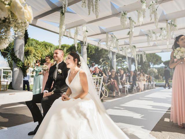 Il matrimonio di Andrea e Giorgia a Ameglia, La Spezia 23