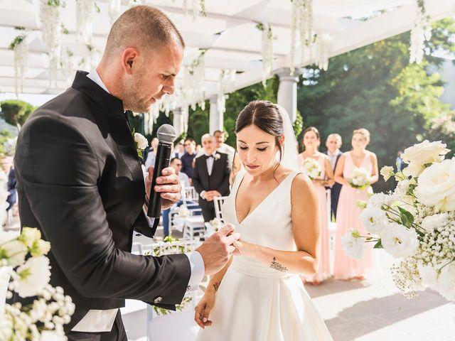 Il matrimonio di Andrea e Giorgia a Ameglia, La Spezia 25