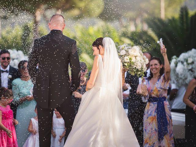 Il matrimonio di Andrea e Giorgia a Ameglia, La Spezia 29
