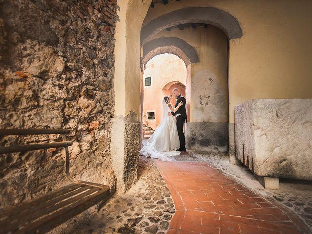Il matrimonio di Andrea e Giorgia a Ameglia, La Spezia 31