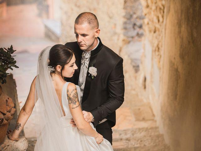 Il matrimonio di Andrea e Giorgia a Ameglia, La Spezia 35