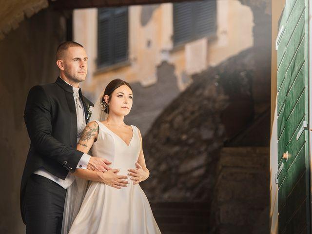 Il matrimonio di Andrea e Giorgia a Ameglia, La Spezia 36