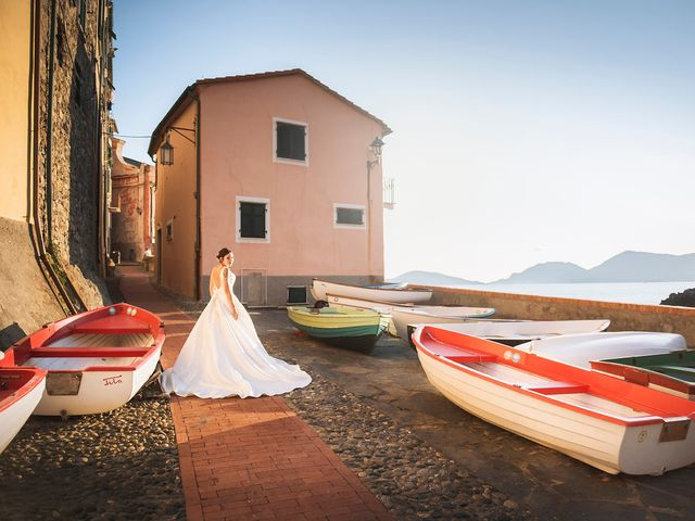 Il matrimonio di Andrea e Giorgia a Ameglia, La Spezia 37
