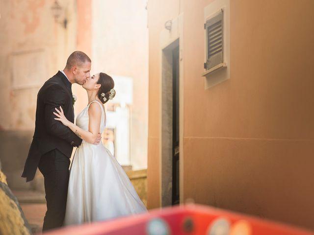 Il matrimonio di Andrea e Giorgia a Ameglia, La Spezia 38
