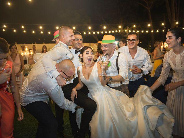 Il matrimonio di Andrea e Giorgia a Ameglia, La Spezia 41